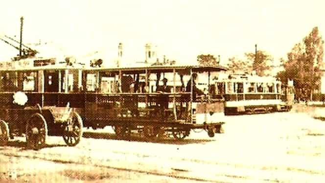 125 de ani de când pornea în București primul tramvai electric. Prima linie a purtat numărul 14. Circulă și în prezent