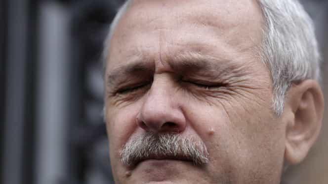 """Noi probleme pentru Liviu Dragnea în Penitenciar! """"Până la sfârșitul anului, sigur se va da o soluție în dosarul Tel Drum"""""""