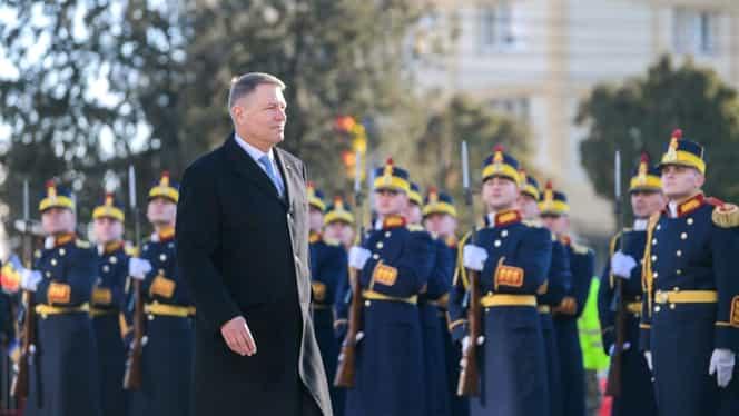 """Klaus Iohannis, prima reacție după ce a fost huiduit la Iași: """"Nu m-am supărat absolut deloc"""""""