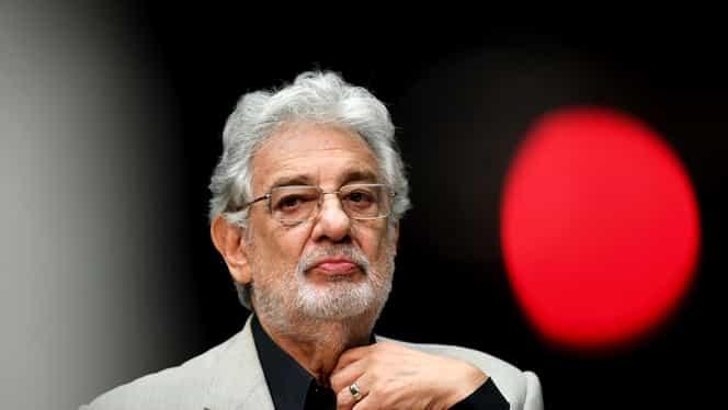 """Placido Domingo are coronavirus! Mesajul artisului: """"Am avut simptome de febră și tuse"""""""