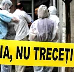 Crimă oribilă la Suceava! Și-a ucis soția, dar nu a putut șterge urmele!