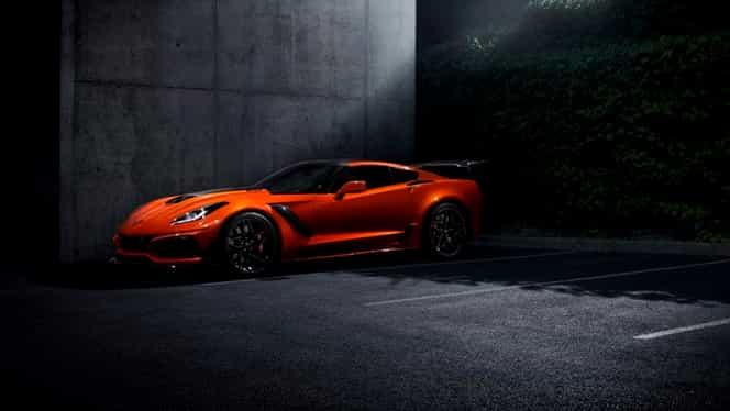 Corvette ZR1, cel mai puternic şi cel mai rapid Corvette de serie din istorie