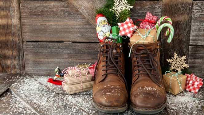 Tradiții și obiceiuri de Sfântul Nicolae. Ce le aduce Moșul celor mici