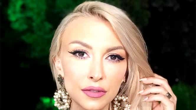 Andreea Bălan, din nou la spital! Ce probleme de sănătate are după ce era să moară