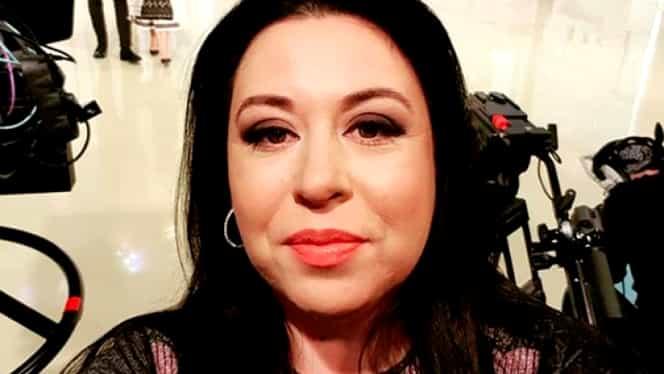 Cum a apărut Oana Roman la ziua Adelinei Pestrițu! Invitații s-au uitat lung la ea FOTO