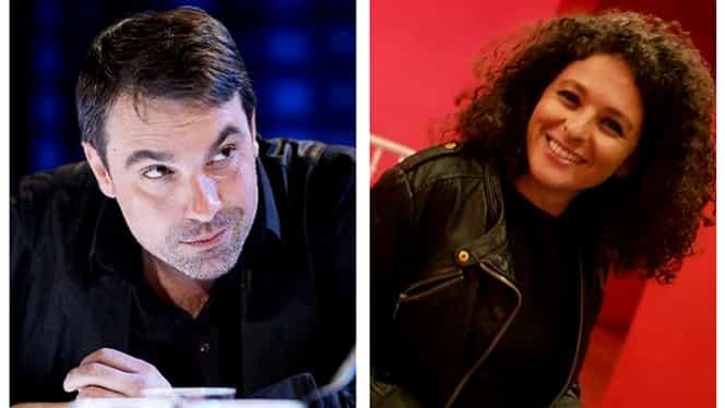 Cum arată noua iubită a lui Alexandru Papadopol. Adriana Irimescu joacă alături de el în serialul Bani Negri
