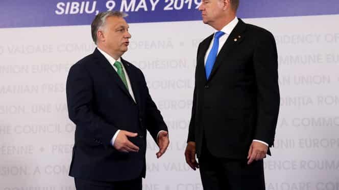 Klaus Iohannis, răspuns ferm pentru Viktor Orban! A refuzat propunerea premierului Ungariei