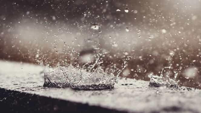 Prognoza meteo 10 mai. Vremea se răcește ușor și va ploua