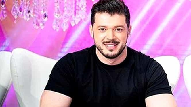 Cine este noua iubită a lui Victor Slav! Foto