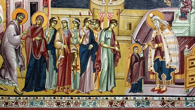 Intrarea Maicii Domnului în Biserică. Tradiții care aduc norocul și sănătatea în familie