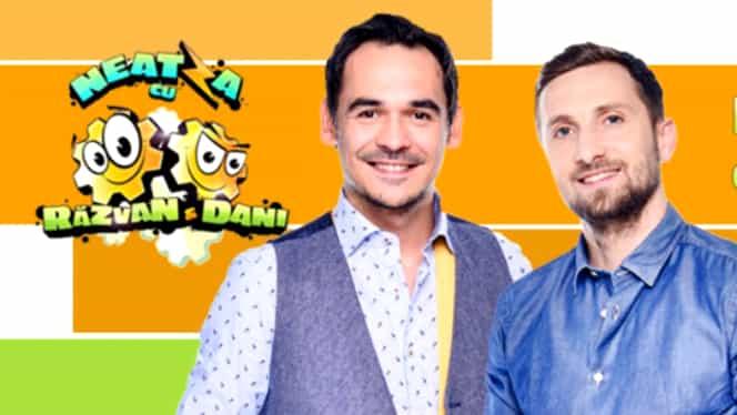 """""""Neatza cu Răzvan și Dani"""" a revenit la Antena 1. Unde au fost în vacanță. FOTO pe facebook"""
