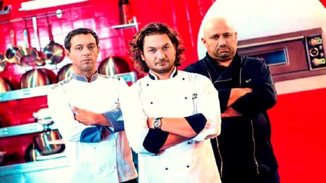 Serialul Vlad, de la Pro TV, devansat de emisiunea Chefi la cuţite, de la Antena1. Masterchef, audienţă dezamăgitoare