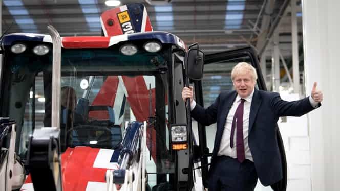 Boris Johnson, victorie zdrobitoare la alegerile din Marea Britanie! Conservatorii i-au umilit pe laburiști
