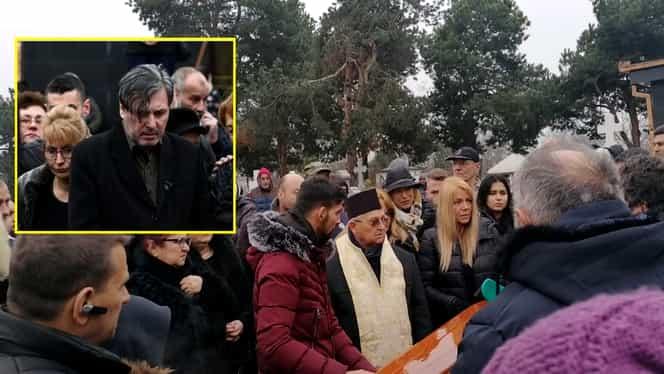 """Cornel Galeș a fost condus pe ultimul drum cu scandal. Nașa impresarului o atacă pe Viviana: """"Nu cred că mă avea la inimă"""""""