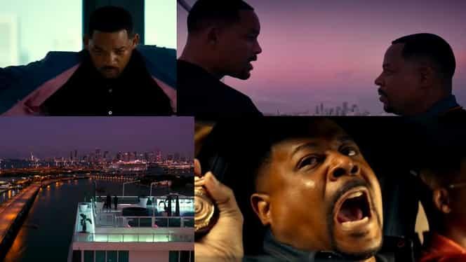 Când apare filmul Bad Boys 3 în România. Will Smith și Martin Lawrence revin într-un film plin de acțiune