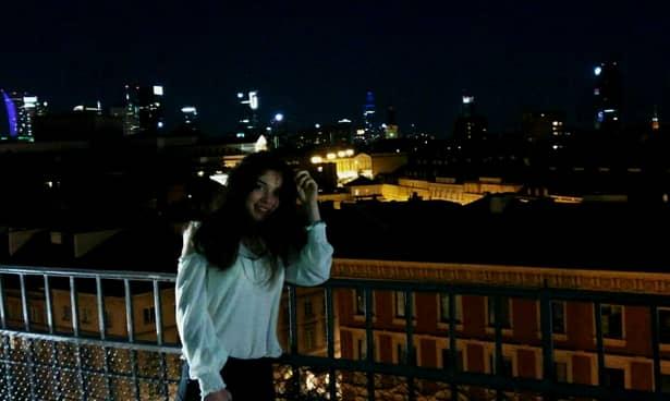 Cât de frumoasă e Daniela Andrioaie, studenta anului 2018 în România! Studiază la una dintre cele mai prestigioase facultăți din lume, iar străinii nu-și pot lua ochii de la ea