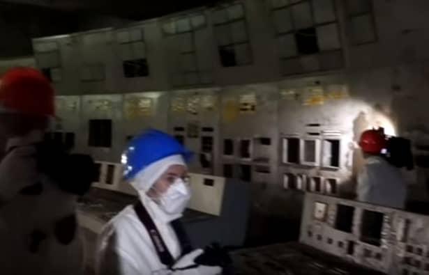 Centrul de control al Reactorului 4 de la Chernobîl a fost deschis turiștilor pentru prima oară în istorie! Cernobîl