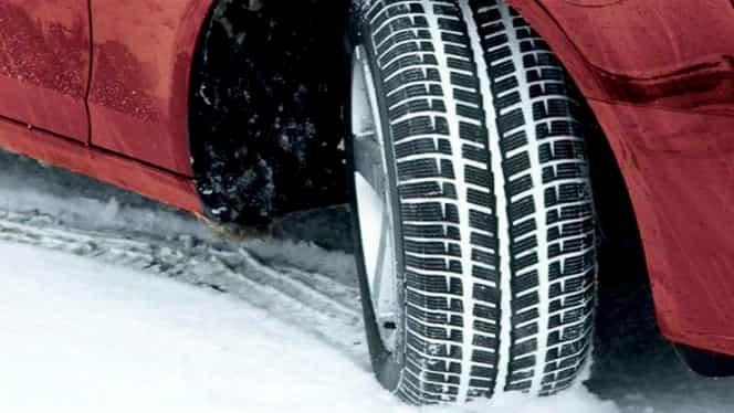 Cauciucuri de iarnă. Măsuri drastice de ultimă oră în Codul Rutier