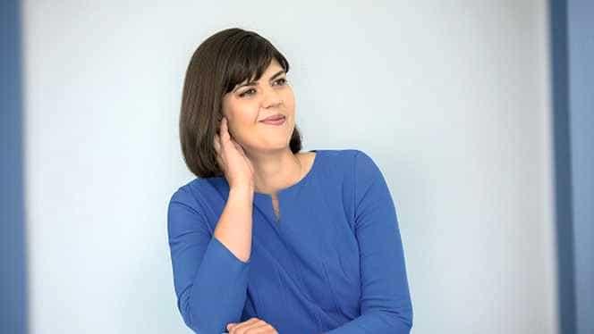 BREAKING NEWS. Parlamentul European o susţine pe Laura Codruţa Kovesi pentru funcţia de procuror-şef