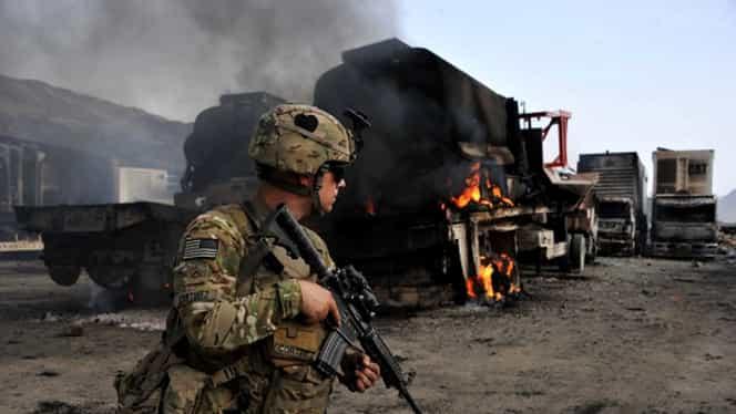 """NATO, apel către talibani în plină pandemie de coronavirus: """"Lupta trebuie oprită urgent"""""""