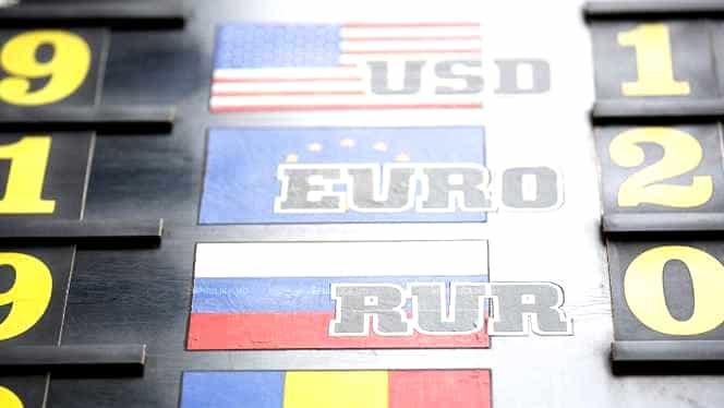 Curs valutar BNR azi, 7 ianuarie 2019: euro stagnează