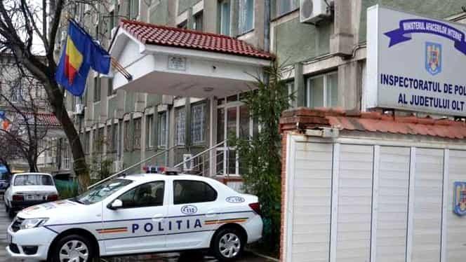 Un bărbat din Caracal, prins de polițiști pentru furturi de un milion de euro comise în Franța