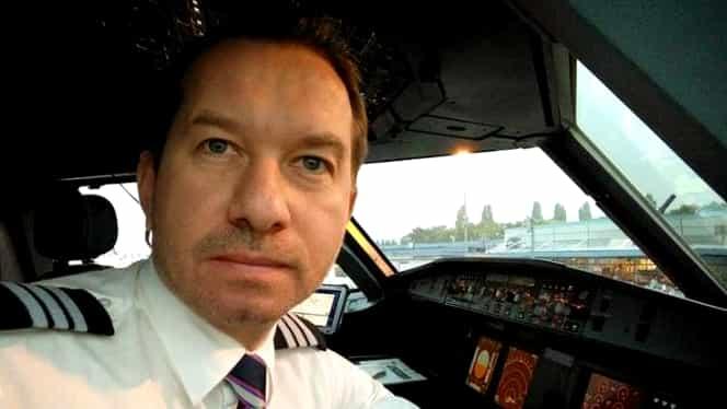 Câți bani câștigă lunar Mihai Sturzu, după ce a renunțat la muzică și s-a făcut pilot