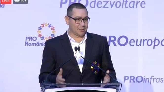 """Victor Ponta avertizează Guvernul Orban pe tema bugetului! """"Cred că încep cu stângul o guvernare"""""""