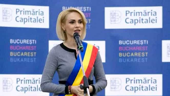 """Gabriela Firea, primul politician important care a votat duminică: """"Am venit să votez cu gândul la copiii mei"""". FOTO"""