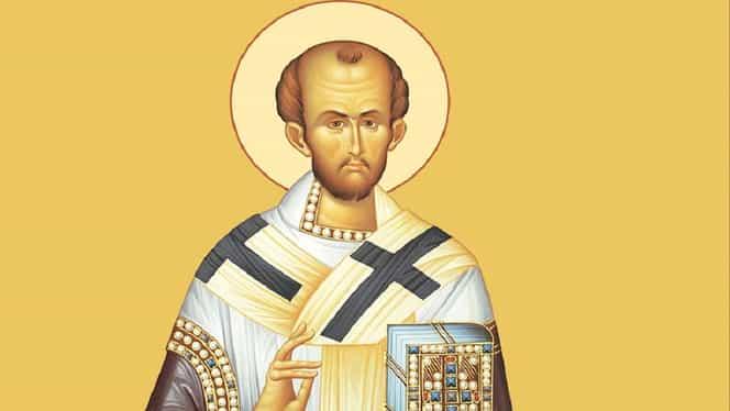 Calendar ortodox pentru miercuri, 13 noiembrie 2019. Biserica îl pomenește pe Sfântul Ioan Gură de Aur. Trei lucruri sunt complet interzise
