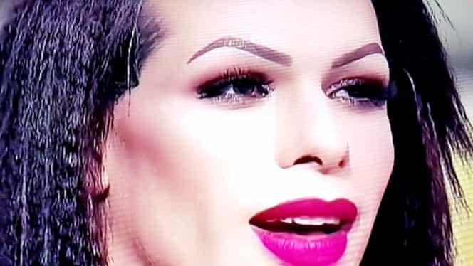Cine este Delia Rexha, transsexualul despre care s-a spus că ar fi avut o aventură cu soțul Oanei Roman, Marius Elisei