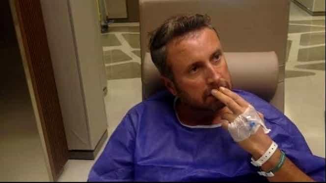Cătălin Botezatu ajunge din nou pe mâna medicilor. Ce i se întâmplă după operație
