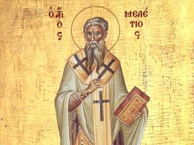 Calendar ortodox. Pe 12 februarie este pomenit Sfântul părinte Meletie