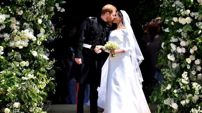 """Ce s-a întâmplat cu florile de zeci de mii de lire sterline de la nunta regală! """"Un gest atât de frumos"""""""