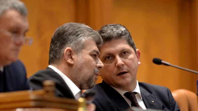 Ședința Parlamentului pentru învestirea lui Florin Cîțu, programată pentru joi. Birourile Permanente i-au cerut premierului să schimbe miniștrii cu aviz negativ