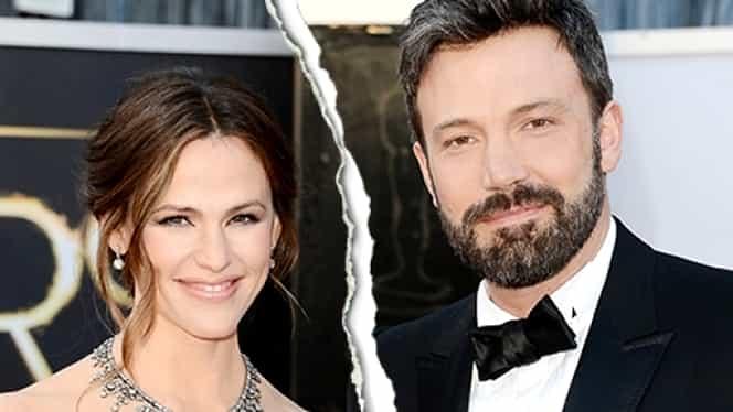 A început războiul între Ben Affleck şi Jennifer Garner