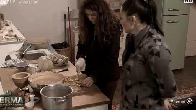 """Războiul dintre Claudia și Brigitte continuă la Ferma, Pro TV: """"Golancă perversă! Te transport direct la spitalul 9! Ești caz de psihiatrie"""""""