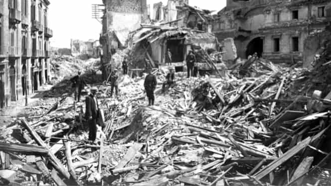 16 decembrie, semnificaţii istorice. 200 de mii de oameni mor în China, în urma unui cutremur devastator