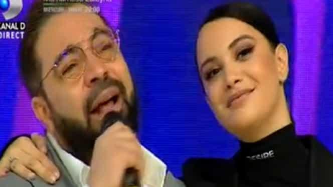 """Florin Salam nu o lasă pe fiica lui, Betty, să cânte manele: """"Nu e stil pentru femei"""""""