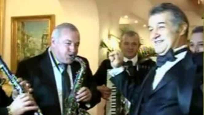 Câți bani i-au cerut lăutarii machedoni lui Gigi Becali pentru nunta Teodorei