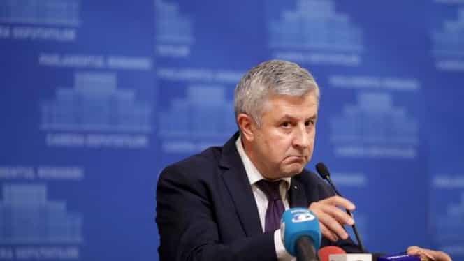 Florin Iordache, după scandalul din Camera Deputaților: A fost o zi tristă