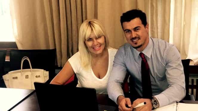 "Adrian Alexandrov, iubitul Elenei Udrea, mesaj violent: ""Un scuipat!"""