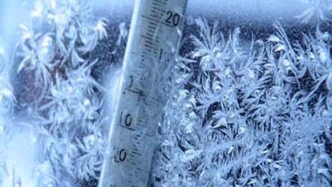 Prognoza meteo joi, 29 noiembrie: gerul e aproape!