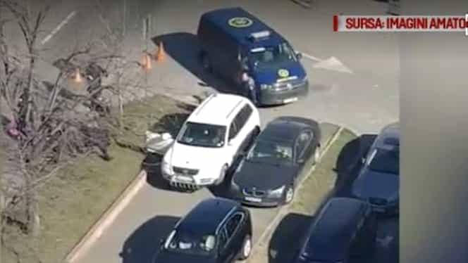 Alertă cu bombă la o benzinărie din Bucureşti. Un bărbat care ameninţa că aruncă totul în aer, reţinut de poliţişti