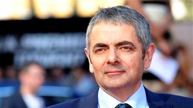 «Mr. Bean» divorţează pentru o femeie mai tînără