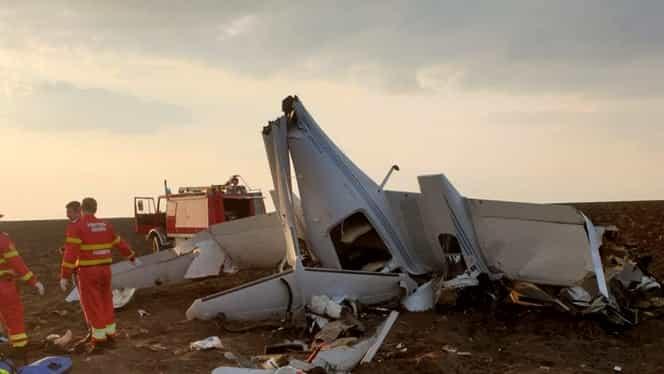 Accident aviatic la Tuzla! Un avion s-a prăbușit! O persoană a decedat