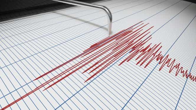 ALERTĂ! Cutremur în România! Seismul s-a produs în Vrancea