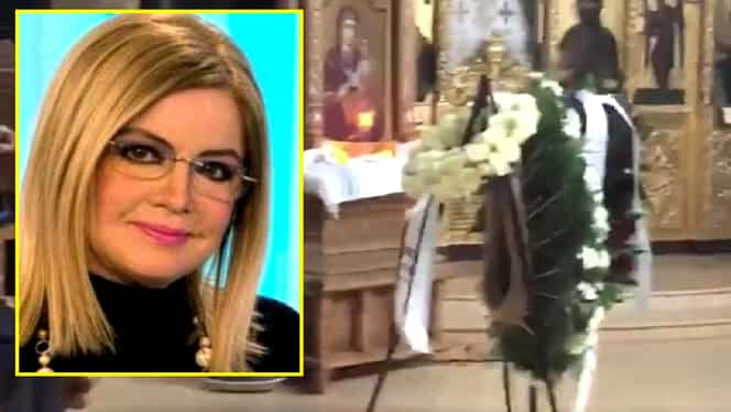 Decizia familiei: Cenușa Cristinei Țopescu va fi depusă într-un cavou la Cimitirul Bellu