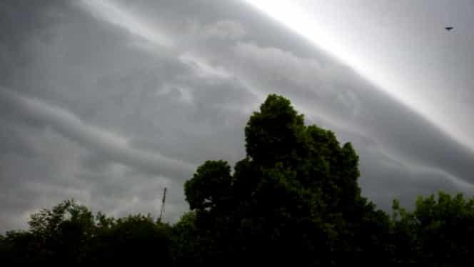 Meteo, vremea în weekend 19-20 mai: Vreme instabilă, ploi și temperaturi mai scăzute