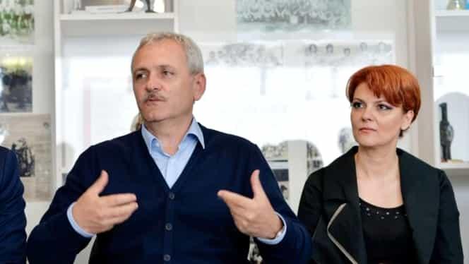 """S-a certat Olguta Vasilescu cu Liviu Dragnea? Fostul Ministru al Muncii amenință cu avocații: """"E suficient de clar?"""""""